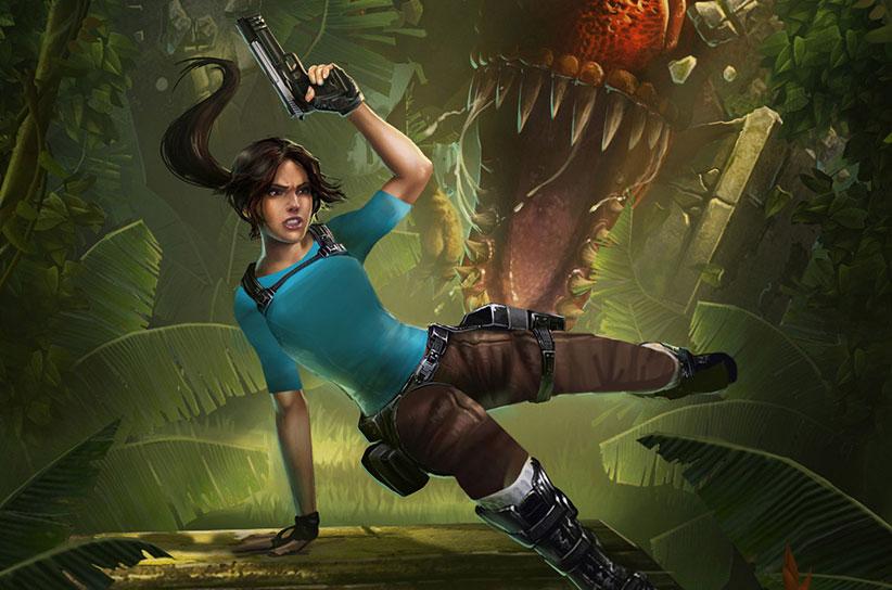 بدو لارا، بدو! (نقد و بررسی Lara Croft: Relic Run)