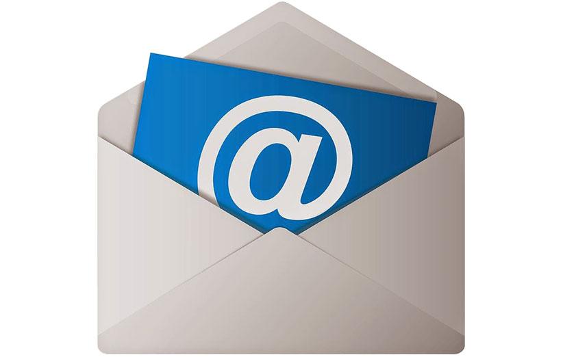 اولین ایمیل