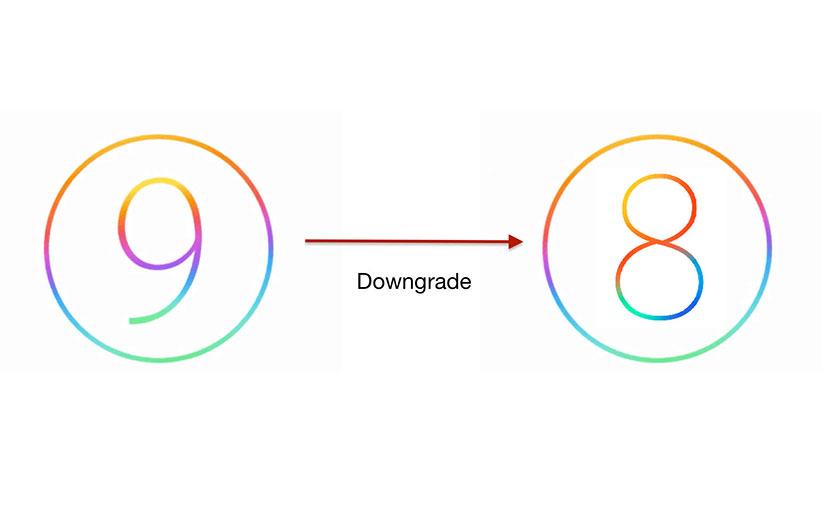 آموزش:چگونه از iOS 9 به iOS 8.4.1 برگردید