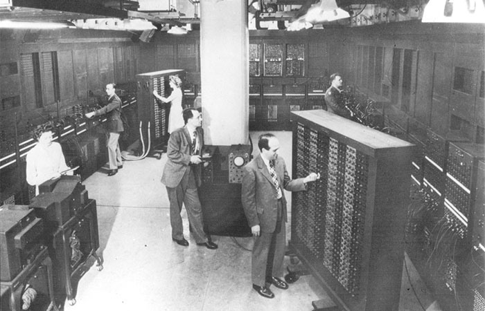 کامپیوتر ENIAC