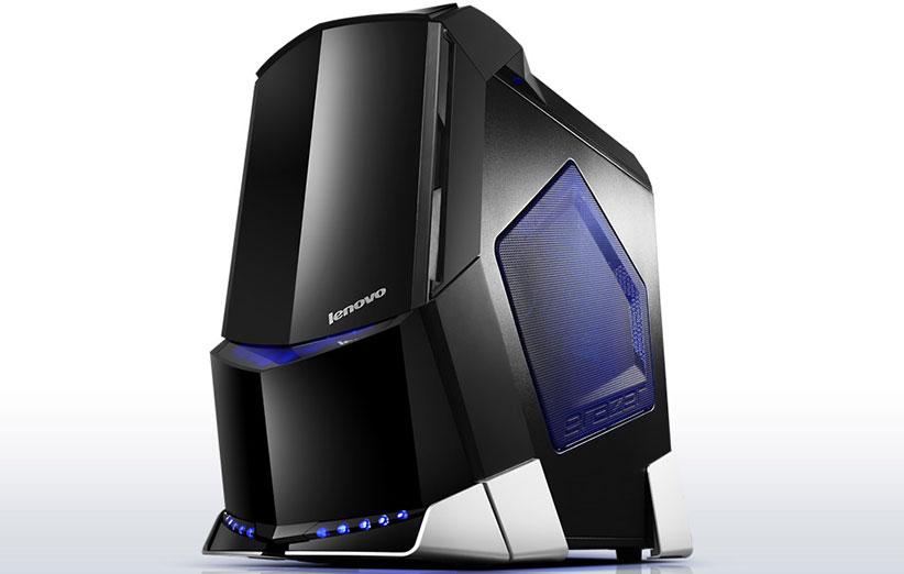 لنوو: کامپیوترهای بازی مثل ماشینهای اسپورت هستند