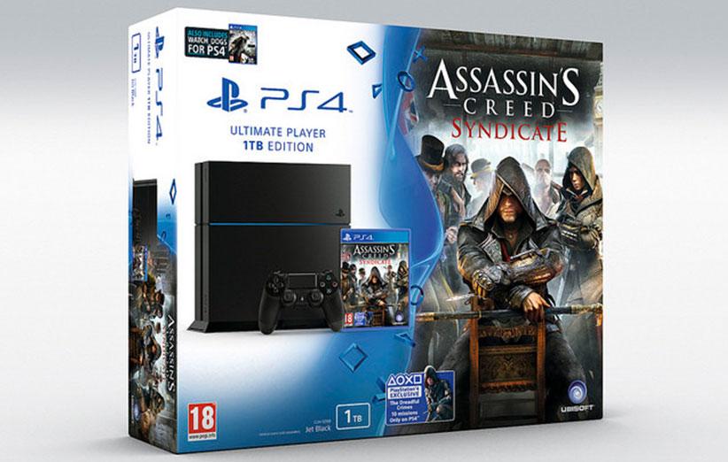 باندل جدید PS4 برای بازی Assassin's Creed: Syndicate معرفی شد