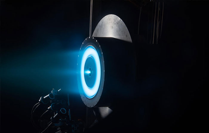 Solar-electric-propulsion