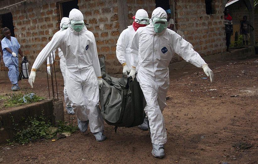 اولین هفتهی بدون ابولا در افریقا تجربه شد
