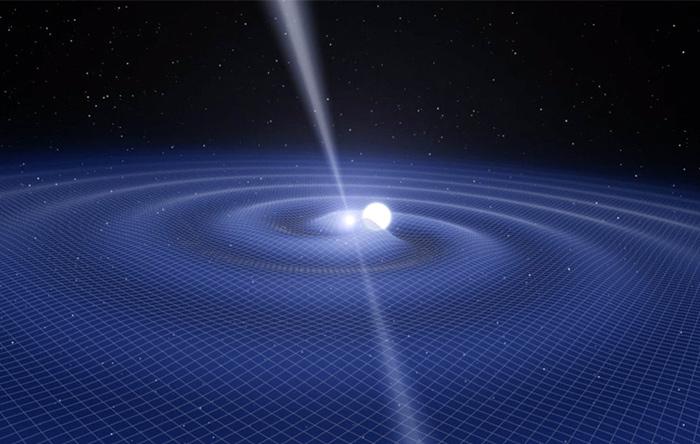 نسبیت عام پیشبینی میکند که بعضی اتفاقات در عالم میتوانند امواج گرانشی شدید ساطع کنند