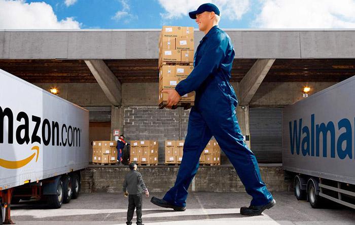 Amazon-Walmart