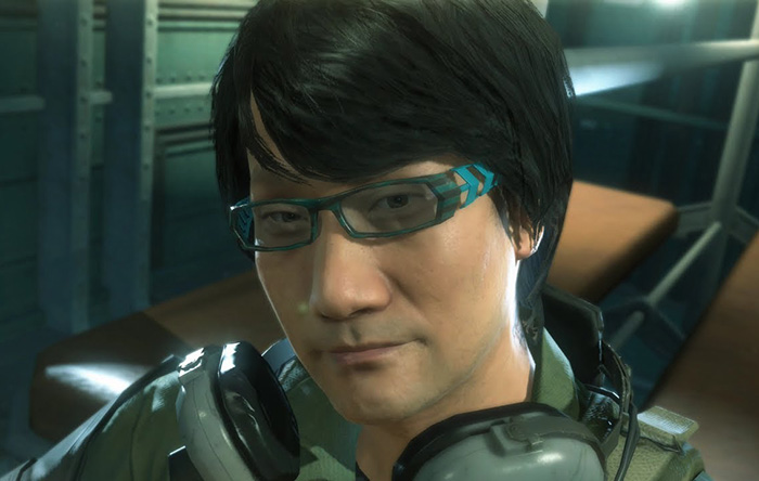Hideo Kojima Ground Zeroes