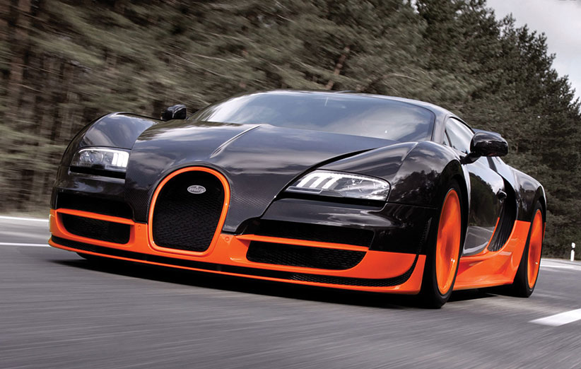 معرفی ۵ اتومبیل گران قیمت دنیا