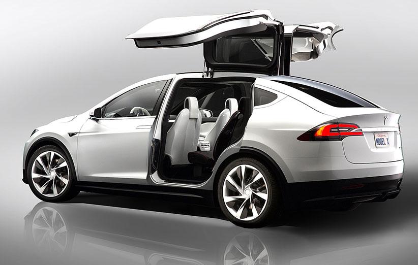 قیمت نهایی خودروی مدل X شرکت تسلا مشخص شد