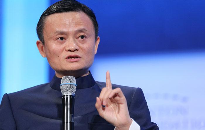 جک ما موسس شرکت علیبابا ثروتمند ترین مرد چین