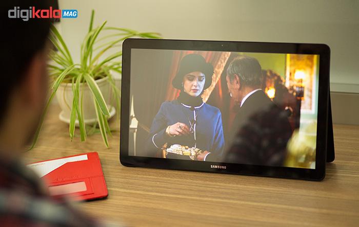 تبلتی به جای تلویزیون
