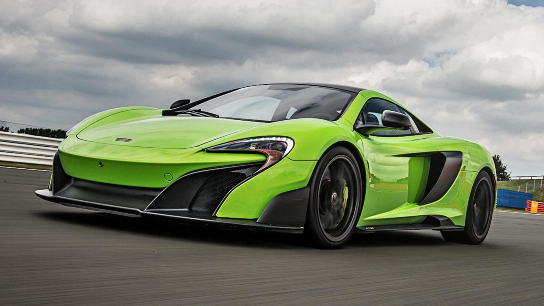 11-McLaren 675LT 666bhp, 205mph