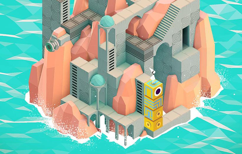Monument Valley، بازی سال iOS، رایگان شد