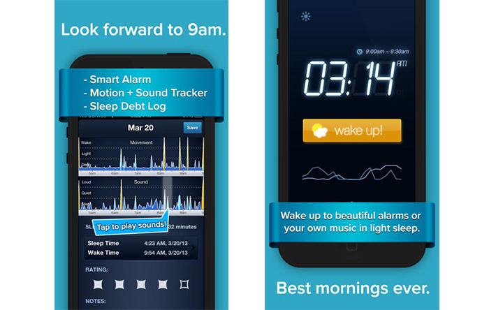 اپلیکیشنی برای خواب بهتر