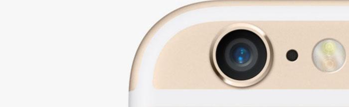 دوربین آیفون 6