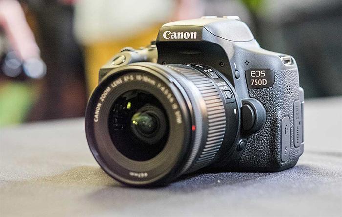 دوربین دیجیتال کانن 750D