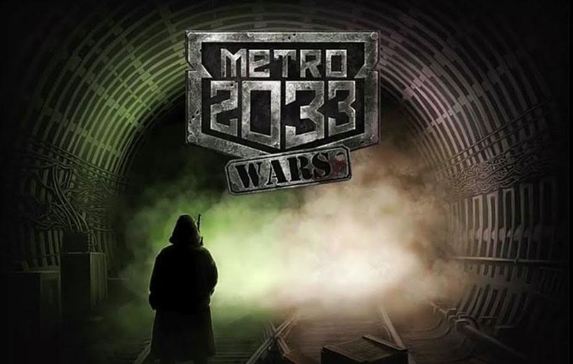 بازی Metro 2033: Wars برای پلتفرمهای موبایل عرضه شد