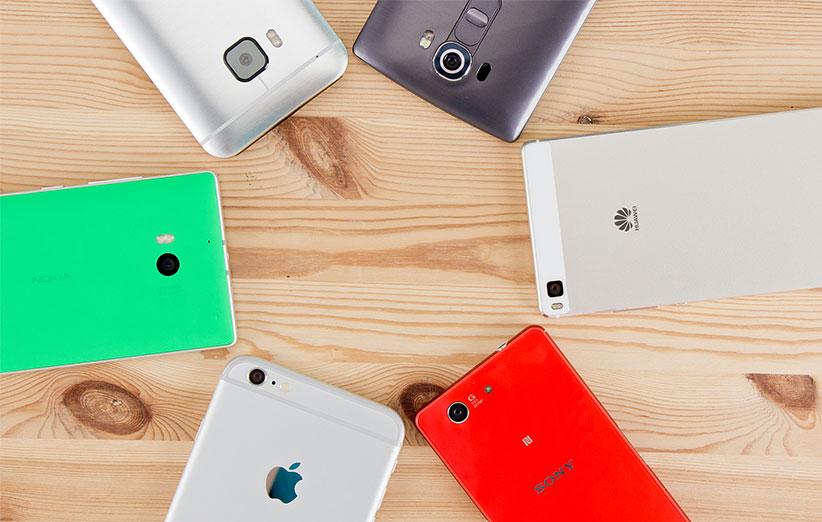 مهمترین ویژگیهای تلفنهای همراه در سال ۲۰۱۵