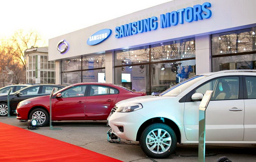 سامسونگ میخواهد در ساخت خودروهای بدون راننده دستی داشته باشد