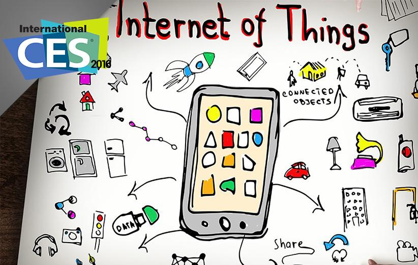 [CES 2016] درآمد چند صد میلیارد دلاری بازار تکنولوژی بهکمک اینترنت اشیا