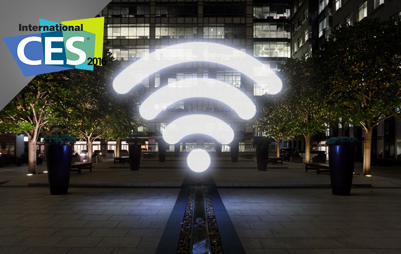 [CES 2016] معرفی نوع جدیدی از Wi-Fi مناسب برای اینترنت اشیا