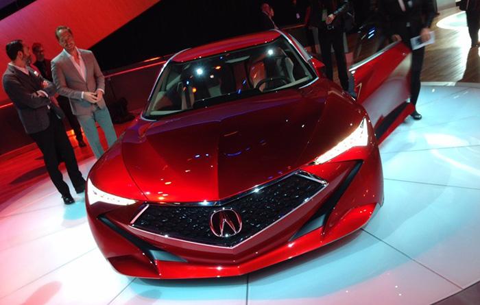 1 %E2%80%8C%E2%80%8C%E2%80%8C%E2%80%8C%E2%80%8C%E2%80%8C%E2%80%8C%E2%80%8C%E2%80%8C%E2%80%8C%E2%80%8C%E2%80%8C%E2%80%8CAcura Precision Concept - بهترین ماشینهای نمایشگاه خودروی دیترویت 2016