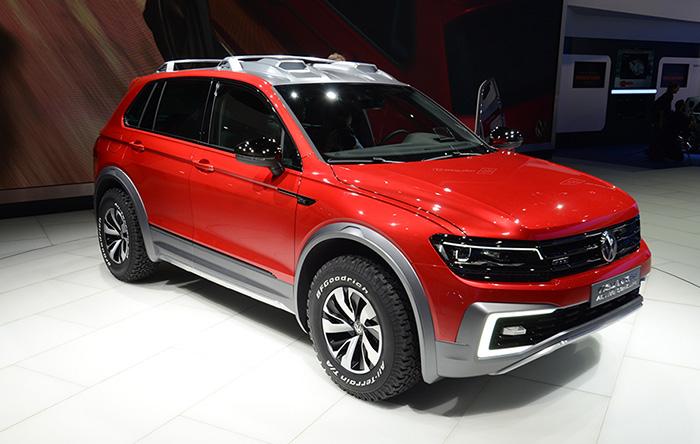 14 Volkswagen Tiguan - بهترین ماشینهای نمایشگاه خودروی دیترویت 2016