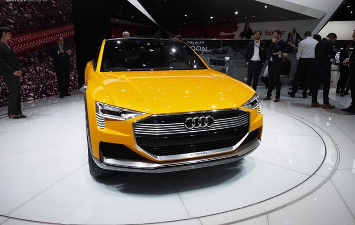 2 Audi h tron Quattro - بهترین ماشینهای نمایشگاه خودروی دیترویت 2016