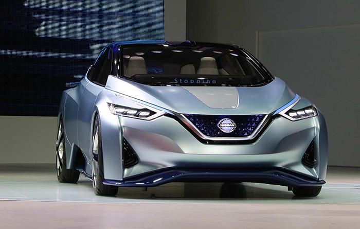 6 Nissan IDS Concept - بهترین ماشینهای نمایشگاه خودروی دیترویت 2016