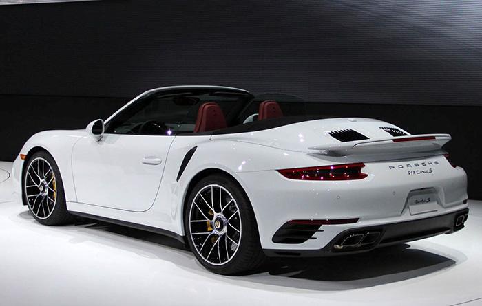 7 Porsche 911 - بهترین ماشینهای نمایشگاه خودروی دیترویت 2016