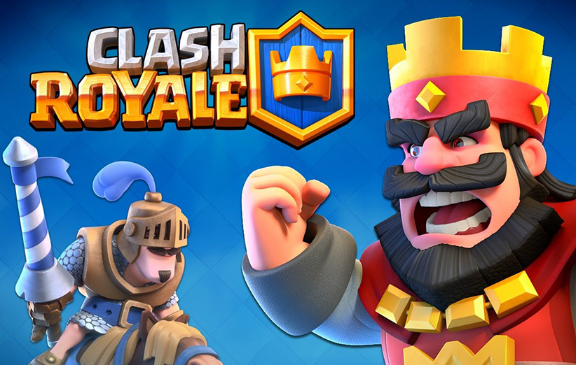 سوپرسل با Clash Royale به میدان میآید