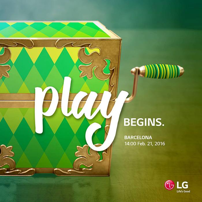 LG Invite MWC 2016