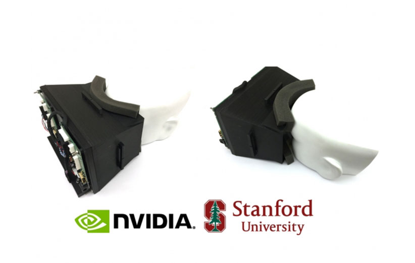 NVIDIA VR Headset