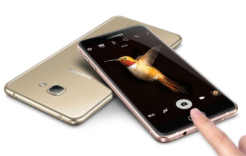 گوشی های a9 ساخت ویتنام گوشی رده بالای سامسونگ گلکسی A9 پرو در دست ساخت