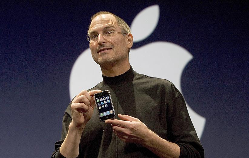 [بهروزرسانی] روزی که اولین گوشی آیفون معرفی شد + اینفوگرافیک