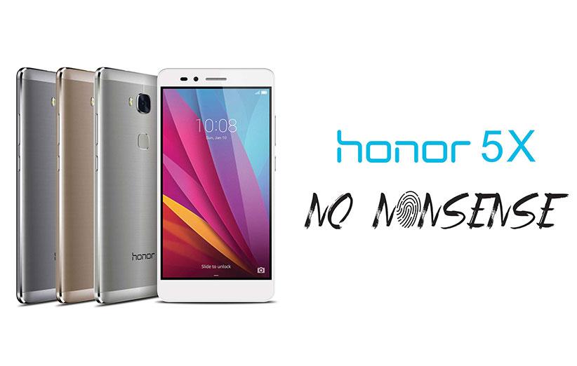 ورود هواوی Honor 5X به بازار ایران