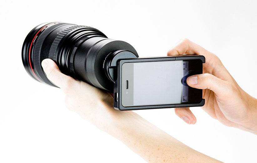 احتمال عرضهی مدلی از آیفون ۷ مخصوص عکاسان حرفهای