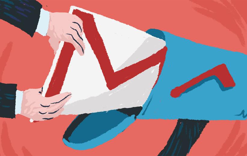 چگونه از رسیدن ایمیلهای ارسالشده جلوگیری کنیم؟