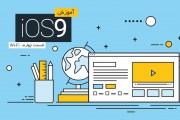 ویدیوی آموزش iOS 9 (قسمت چهارم: Wi-Fi)