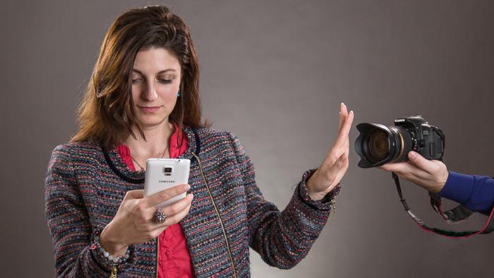 گوشی هوشمند DSLR