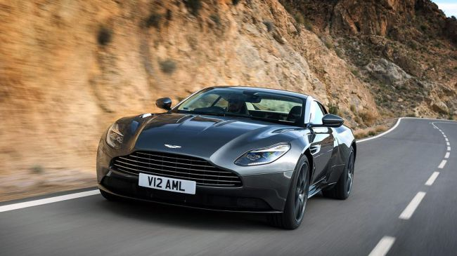 Astom Martion DB 11