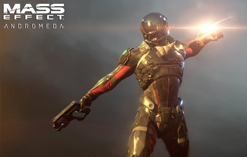 بازی Mass Effect: Andromeda در اوایل سال ۲۰۱۷ عرضه میشود