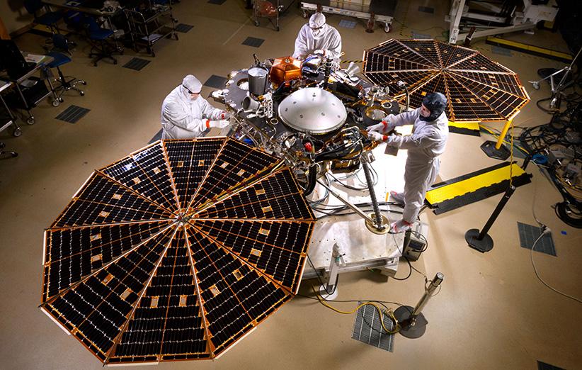 ماموریت بعدی ناسا روی مریخ دو سال به عقب افتاد