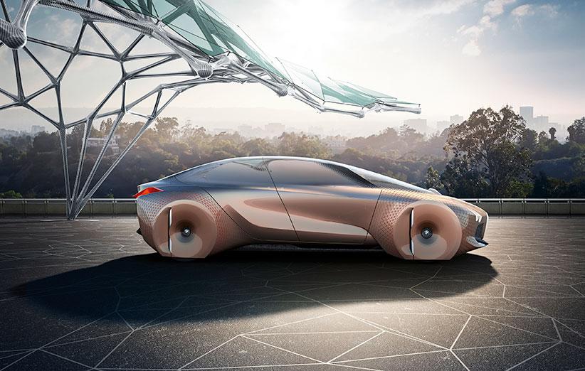 BMW و خودرویی که ۱۰۰ سال دیگر میسازد