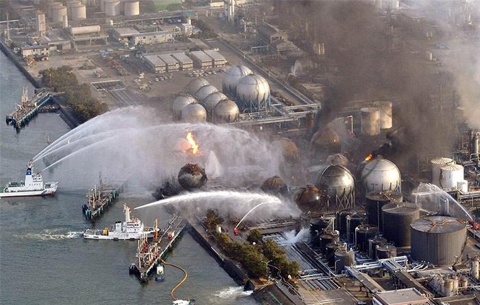 نیروگاه هستهای فوکوشیما در زلزلهی ۹ ریشتری سال ۲۰۱۱ آسیب جدی دید.
