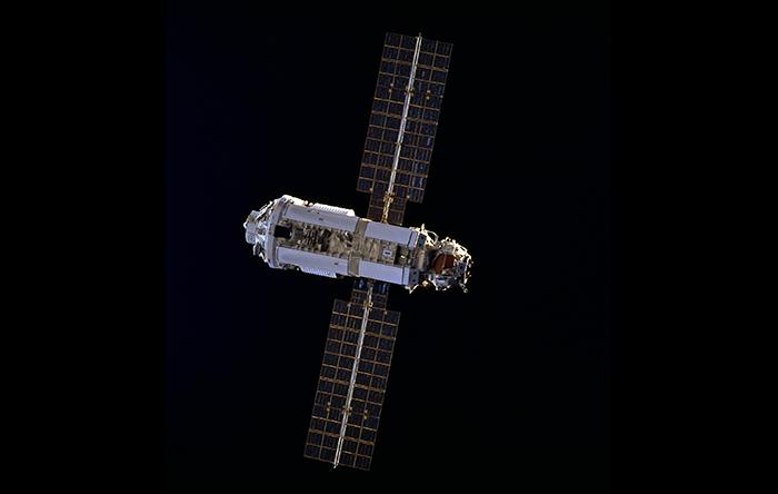 زاریا اولین قسمت ایستگاه فضایی بینالمللی بود که در مدار زمین قرار گرفت.