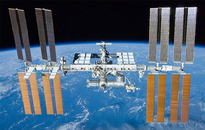 ایستگاه فضایی بینالمللی اکنون گرانقیمتترین ماشین ساخت بشر است.