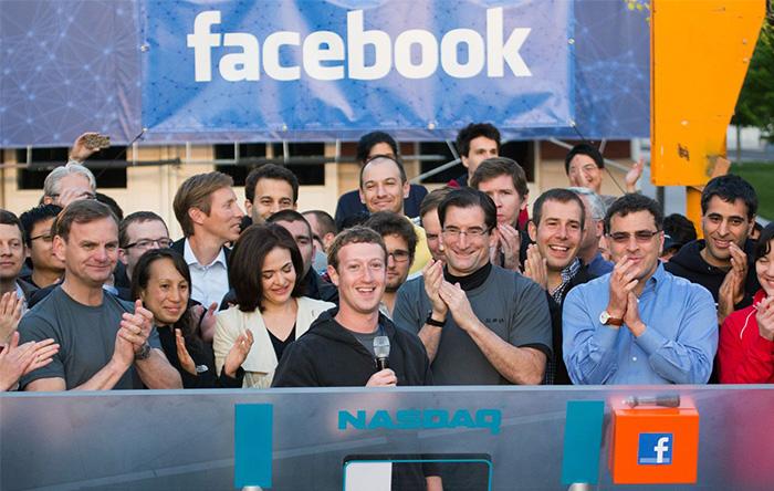 سهام فیسبوک