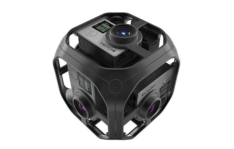 GoPro از دوربین 360 درجهی Omni رونمایی کرد