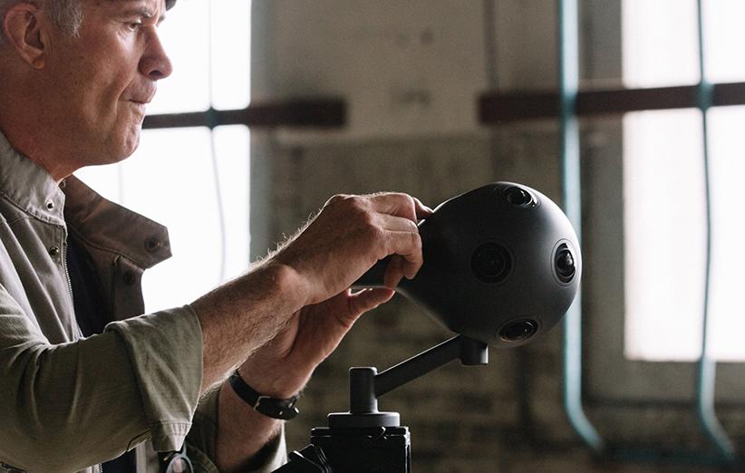 دیزنی به کمک دوربینهای نوکیا، محتوای واقعیت مجازی میسازد